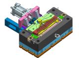 高圧パネルの部品のためのダイカスト型を