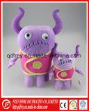 Promotion de la mascotte de bande dessinée jouet en peluche
