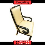 2017 Novo Estilo Personalizado Cadeiras de clubes de Poker Europeu Baccarat Casino cadeira (Ym-Dk dedicado11)