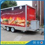 Carro eléctrico de calidad superior del alimento con Ce y el SGS para la venta