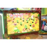 Macchina a gettoni del gioco della galleria di vendita dei giocatori pazzeschi caldi dell'azienda agricola per i capretti