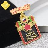 좋은 품질 주문 금속 선전용 기념품 기장 Pin