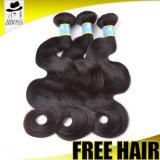 Выдвижения волос ленты 100% естественные курчавые для бразильских волос