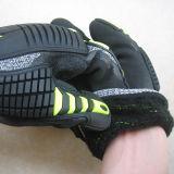 影響のガソリン手袋はとのニトリルのやしTPR防護手袋を反切った