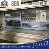 Máquina de empacotamento automática do encolhimento da película do frasco