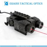 새로운 군 급료 이중 빨강 Laser 광경 및 결합 IR Laser 범위 (ES-FX-4RIR-ML)