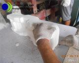 Bases de cerco provisórias resistentes dos furos verticais