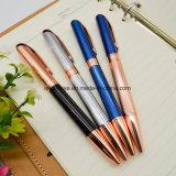 Penna di sfera di qualità superiore del regalo del metallo con il marchio personalizzato stampato (LT-C636)