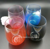 16 Oz 중국에 있는 플라스틱 주스 컵 음료수잔 제조자