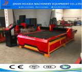 Marcação HAVC CNC do duto de ar da máquina de corte de plasma da mesa de corte
