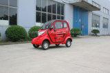 Triciclo eléctrico de 4 ruedas para el pasajero