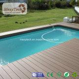 Venda de Madeira manutenção gratuita quente WPC Deck Co-Extrusion composto de plástico