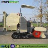 Автоматического выведения разгрузочного шнека зернового бункера комбайна рисоуборочная машина