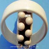 Beaucoup de types roulement en céramique de Zirconia blanc de précision