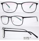 De klassieke Optische Frames van het Aluminium van de Manier (KLC17005)