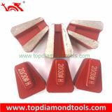 Husqvarna polimento de diamantes para polimento de piso de concreto