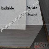 Tarjeta respetuosa del medio ambiente del cemento de la fibra para el panel de pared de la decoración