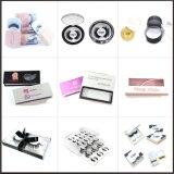 Folga falso coreanas individuais Costom Eyelash Extensions com caixa de embalagem
