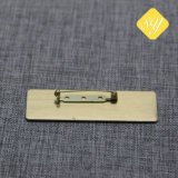 안전핀 금속 2D/3D 금 기장