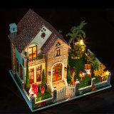1: 12 Шкалы миниатюрный мебель деревянная Dollhouse
