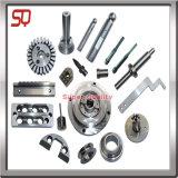 Précision en aluminium à usinage CNC et les pièces en plastique, au tour des pièces