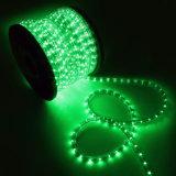 3 철사 13mm 백색 색깔 방수 장식적인 둥근 백색 LED 밧줄 빛의 둘레에
