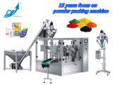 Estación múltiple Jieao bolsa tipo giratorio de la máquina de embalaje alimentación