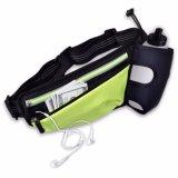 iPhone Xのための自由継続の反射ウエストのパックの電話ホールダー6 7 8プラスの袋