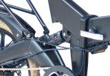 """セリウム20の""""隠されたリチウム電池が付いている完全な中断アルミニウムフレームの都市Foldable電気バイク"""