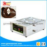 Machine de fusion de chocolat commercial/chocolat Réservoir de fusion avec la CE