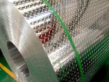 1050, 3003 La banda de rodadura de cuadros de aluminio con hoja One-Bar//dos barras de tres barras/cinco bares