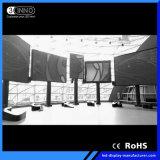 P5.21mm 이음새가 없는 접합 RGB 실내 발광 다이오드 표시
