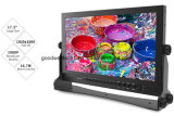 "16: 9 Professional 17,3""TFT LCD Broadcast com 1920 X 1080 painel IPS"