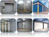 L'alluminio del materiale da costruzione riveste il portello di pannelli dell'otturatore del rullo di vendita (Hz-HS0128)