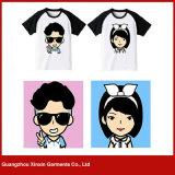 卸し売り安い印刷かわいいグループのカップルのTシャツ(R111)