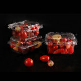 Recipientes de alimento afastado de empacotamento da bacia da fruta plástica da refeição de Disposalbe