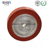 Roue en caoutchouc de silicium avec le diamètre différent