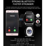 2017 relógio esperto do esporte do cartão novo da sustentação SIM de Bluetooth