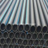 세륨에 의하여 증명서를 주는 Dn1800 폴리에틸렌 지하 물 공급 관 블루 라인 많은 관