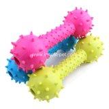 Het nieuwe Puppy van de Levering van het Huisdier kauwt Stuk speelgoed van de Hond van het Product het Rubber Piepende