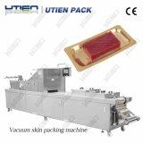 Máquina de empacotamento sofisticada das aves domésticas da carne da carne da tecnologia, como a proteção de pele