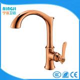 Colpetto di miscelatore alto del bacino del rubinetto del bacino del controsoffitto della stanza da bagno del corpo