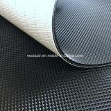 Banda transportadora industrial modificada para requisitos particulares del PVC para la máquina que enarena