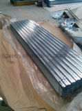 Volle harte 665 mm-Breite galvanisiertes Stahlblech für galvanisiertes Dach