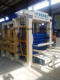 Qt8-15D Straßenbetoniermaschine-Block-Maschine für das Ineinander greifen der konkreten Ziegelsteine