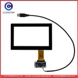 Écran tactile USB 7  à partir de l'écran tactile capacitive projetée directement en usine