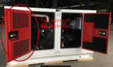 Ricardo-Generator-Set mit lärmarmem 80kw
