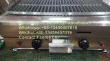 Comcercial Edelstahl-Lava-Felsen-Gitter (Modell: GL-760)