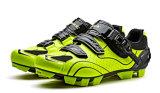 Qualitäts-kundenspezifisches Fahrrad bereift die Gebirgsfahrrad-Schuhe, die Schuhe komprimieren