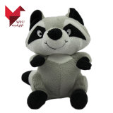 2017 brinquedos pequenos bonitos do luxuoso do Raccoon do animal enchido para miúdos China